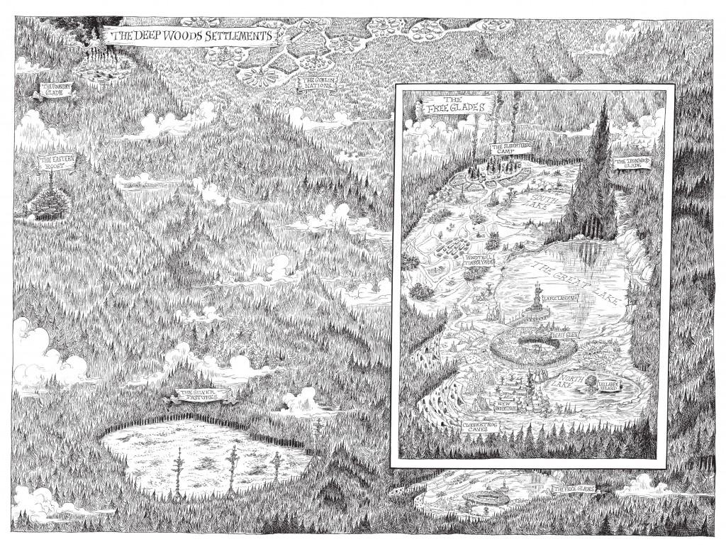 Image of The Deepwoods Settlements