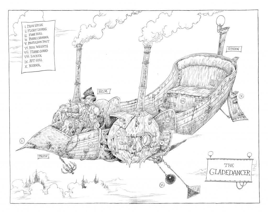 Image of The Gladedancer